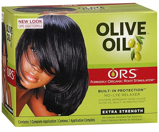 ORS No Lye Relaxer Kit EXTRA STRENGTH
