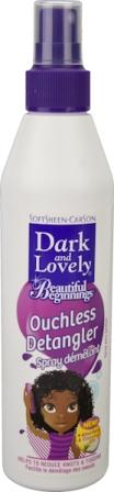 Dark & Lovely Beautiful Beginnings Ouchless Detangler 250ml