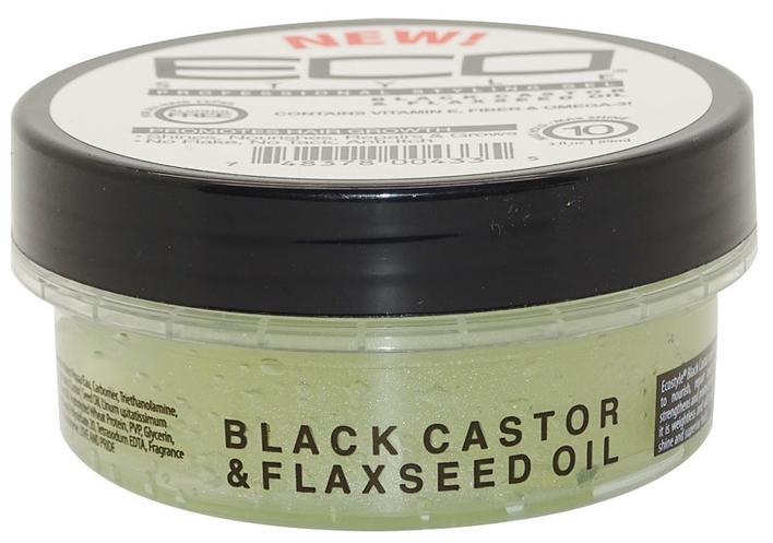 ECO Styler Styling Gel Black Castor & Flax Seed Oil 89 ml