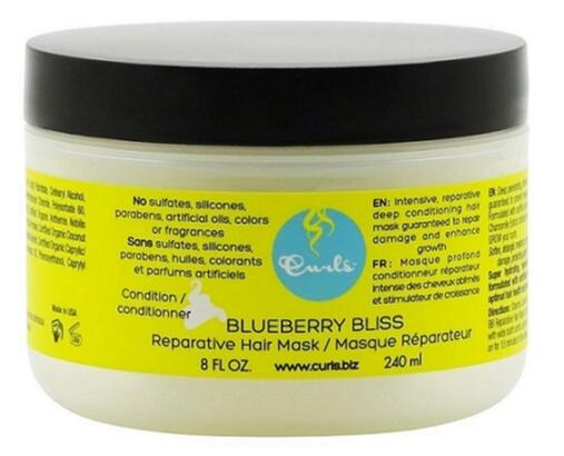 Curls Blueberry Bliss Reparative Hair Masque