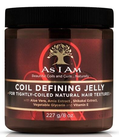 As I Am Coil Defining Jelly, 227 g