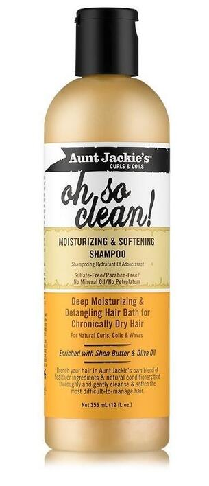 Aunt Jackie's Oh so clean!