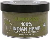 Kuza Indian Hemp Hair & Scalp Treatment Jumbo Size