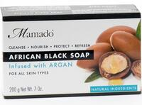 Mamado African Black Soap - Argan