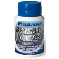Wave Builder Brush in Waves Daily Training Lotion