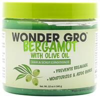 Wonder Gro Bergamot Hair & Scalp Conditioner