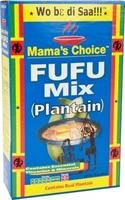 Mama's Choice Plantain Fufu Mix