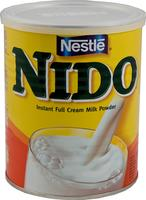 NIDO Instant full cream milk powder Sødmælkspulver 400g