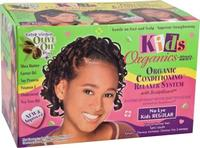 Kids Organics Relaxer REGULAR