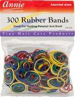 Rubber bands, one size