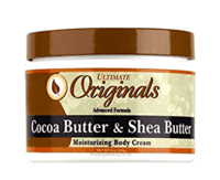 Africa's Best Ultimate Originals Cocoabutter & Sheabutter Body Cream