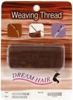 Weaving thread, medium-brown