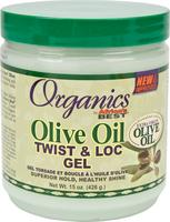 Organics Olive Oil Twist & Loc Gel