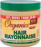 Organics Hair Mayonnaise 511g