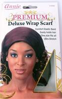 Deluxe Wrap Scarf, brown