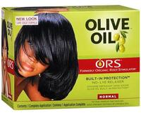 ORS Olive Oil No Lye Relaxer Kit NORMAL