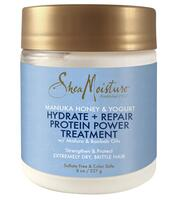 Shea Moisture Manuka Honey & Yoghurt Hydrate & Repair Protein Power Treatment