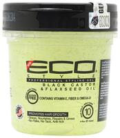 ECO Styler Styling Gel Black Castor Oil & Flax Seed 236 ml