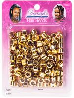 Dreamfix hair beads, gold